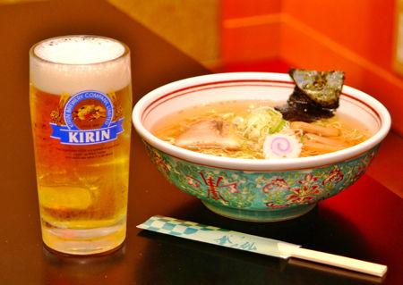 和食処-ビール&ラーメン-イメージ-mini
