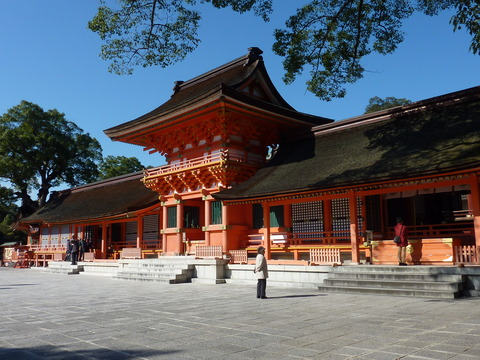 Usa_Shrine_Nanchu_Romon